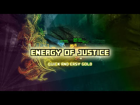 Runes of Magic - Fast Way to Get Gold (energy of justice)