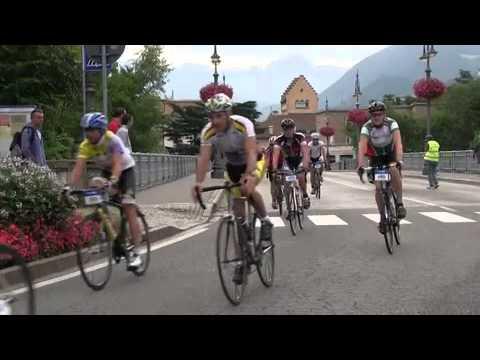 Giro delle Dolomiti seconda tappa