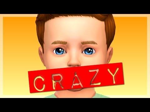 CRAZY BABY CHALLENGE   Combien de bébés ?!   Les Sims 4 #7