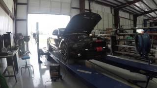2012 GT500 L&M Cam Dyno