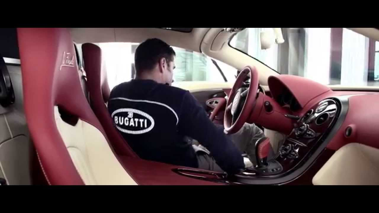 "Making of Bugatti Veyron 16.4 Grand Sport Vitesse ""La Finale"""