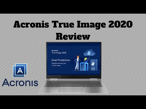Home Server Build 2020.Acronis True Image 2020 Review Youtube