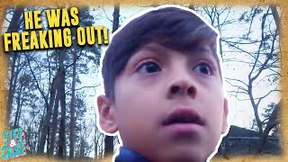 Isaac's FIRST Vlog Ever! (Original Video)