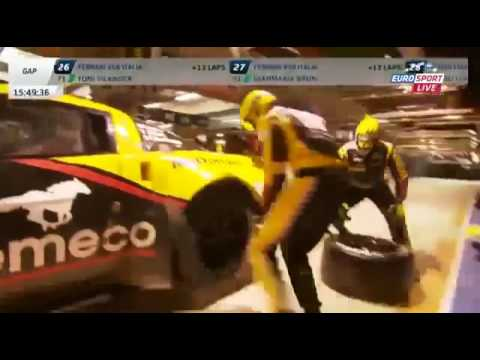 2013 24 Hours of Le Mans Full Race Part 2