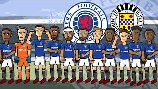 Rangers vs St Mirren | Gerrard takes on Stubbs' St Mirren. But what will be his team?