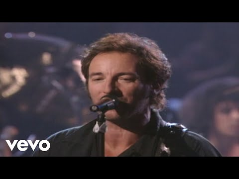 Bruce Springsteen - Better Days (from In Concert/MTV Plugged)