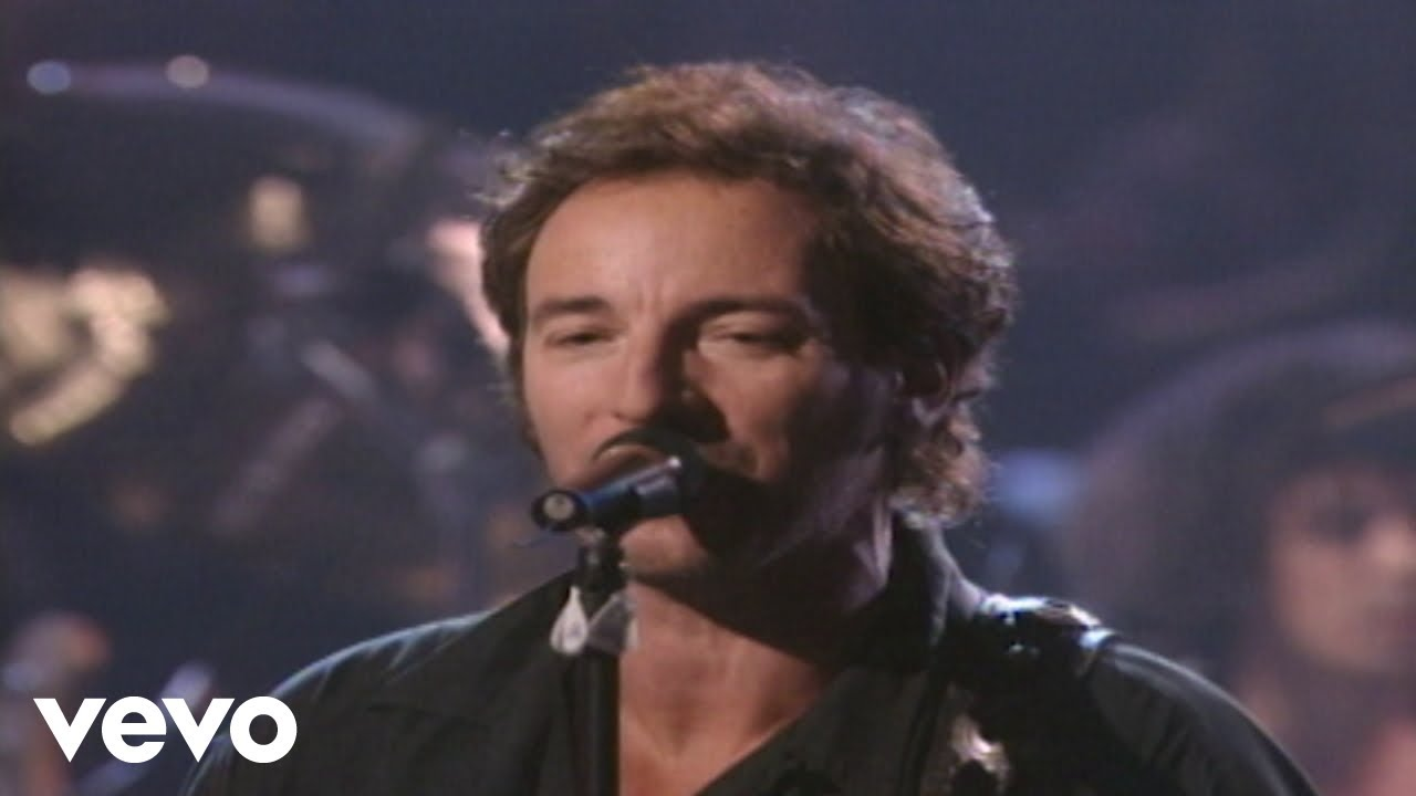 Download Bruce Springsteen - Better Days (from In Concert/MTV Plugged)