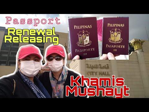Passport Renewal/Releasing. Mobile Consular Services