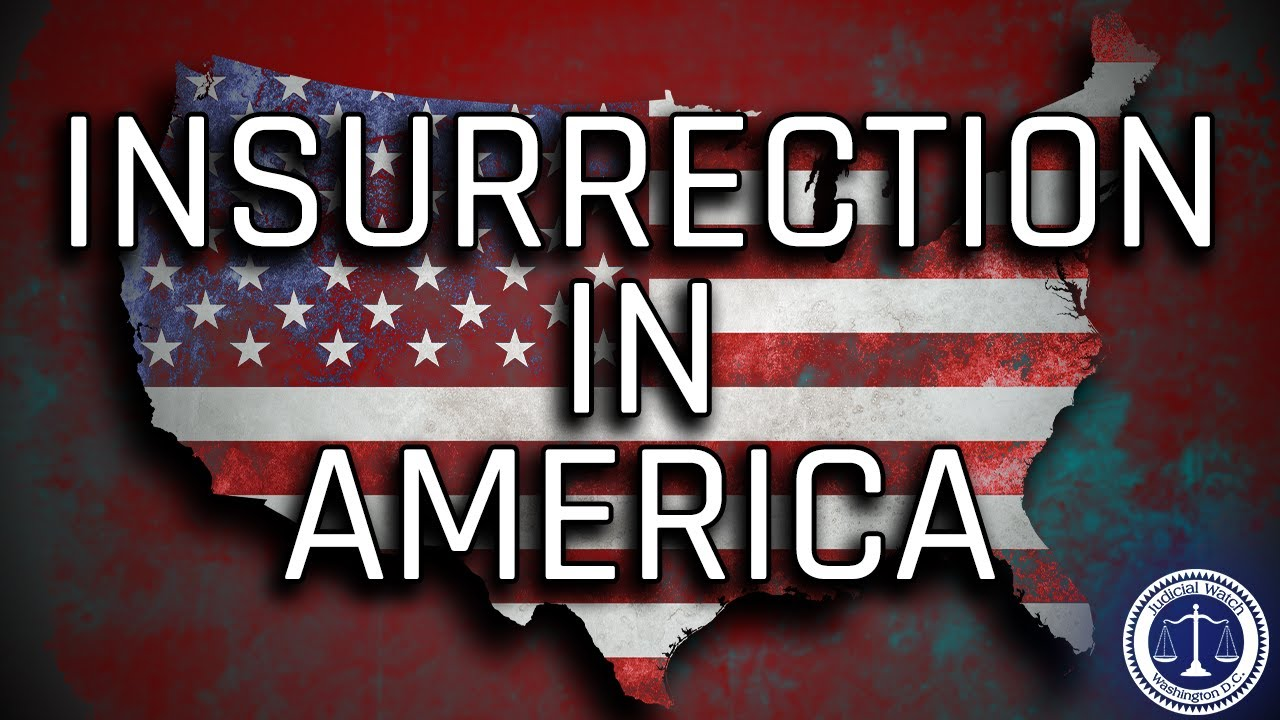 Leftist Insurrection Continues in America--Here's What You Need to Know...