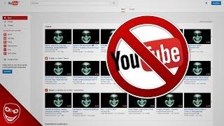 Besuche NIEMALS YouTube um Mitternacht!