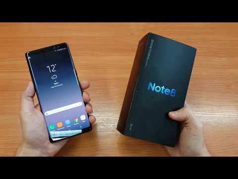 Samsung Galaxy Note8 Plusy i Minusy po tygodniu używania | ForumWiedzy