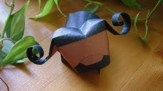 Origami ☮ Buffalo ☮