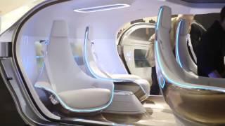 Mercedes будущего F 015