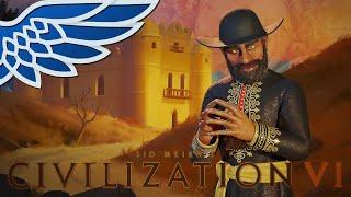 Civilization  6   Ethiopia Update - Vampires!   New Frontier Pass Pack 2