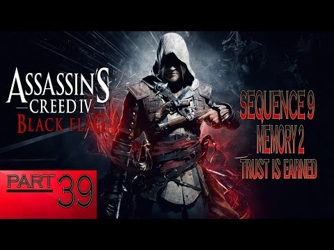 Assassin's Creed IV Black Flag Gameplay [PC] - Part.39 - Trust Is Earned (Comentariu în Română).