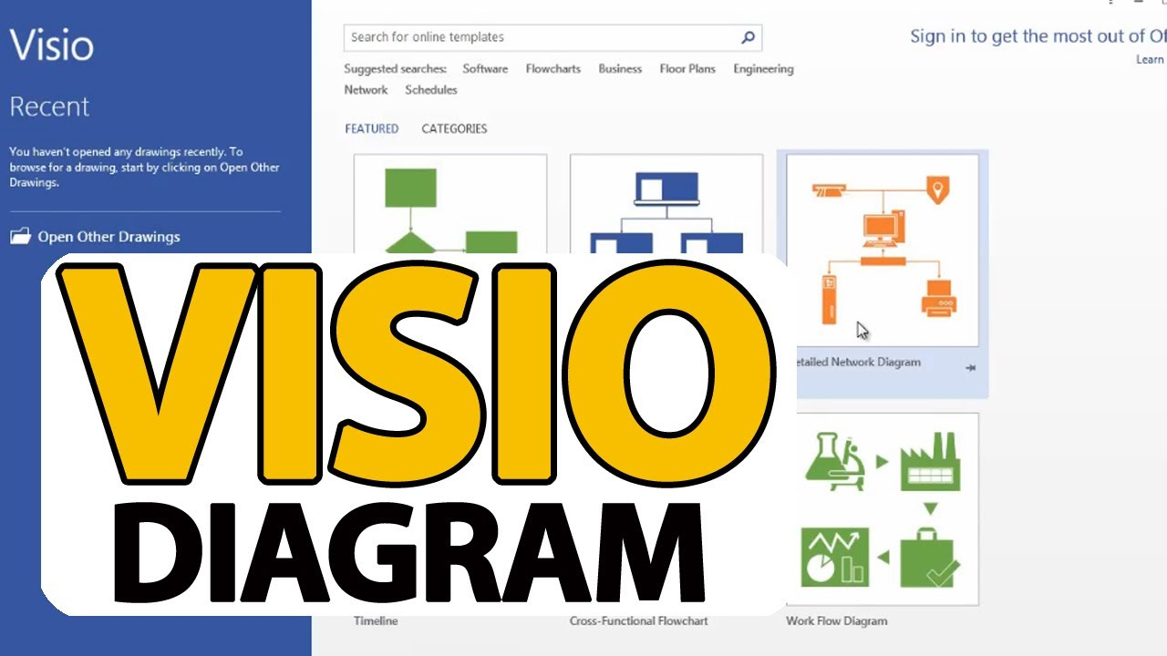 Microsoft visio how to create first visio diagram step by step microsoft visio how to create first visio diagram step by step tutorial ccuart Gallery