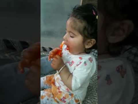 6 Month Old Baby Eating Ice Cream Kulf