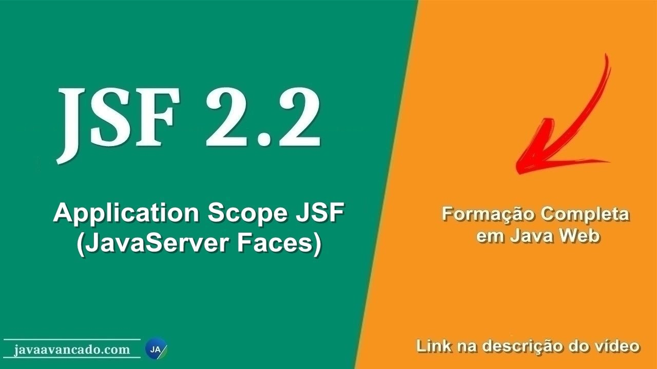 Application Scope JSF (JavaServer Faces)