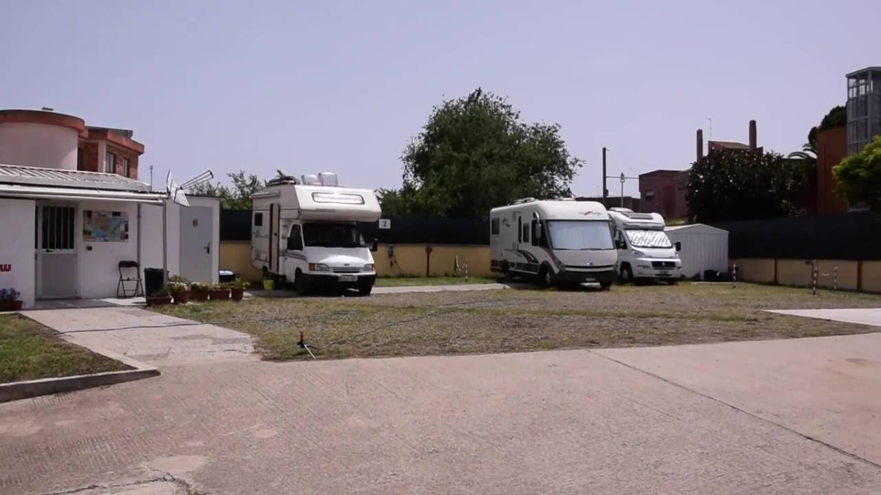 Camper now - Cagliari - YouTube
