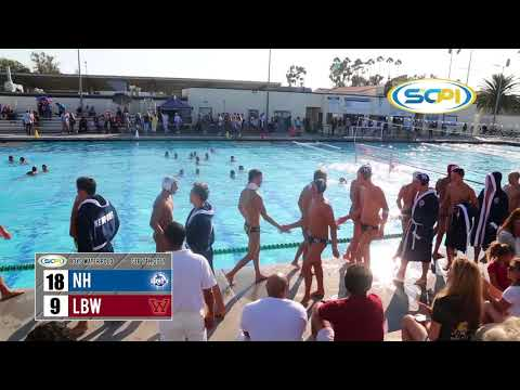 Highlights of the Long Beach Wilson vs. Newport Harbor Boys Water Polo Match