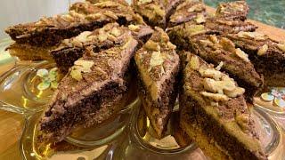 Торт Золотой ключик | Golden key cake | Ոսկե բանալի խմորեղեն