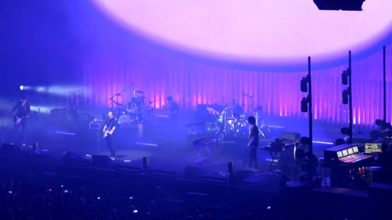 radiohead i promise dublin 3 arena 2017 youtube. Black Bedroom Furniture Sets. Home Design Ideas