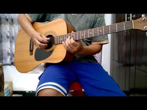 Belajar gitar melodi - Always - Bon Jovi