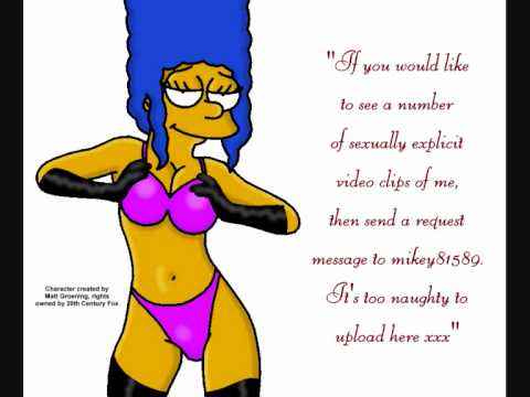 Marge Simpson Porn from YouTube · Duration:  25 seconds