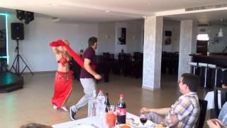 Танец живота, что покорил всех. Ашкелон 18.04.15