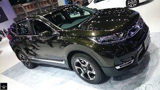 2017 Honda CR V 1.6 EL Diesel Turbo  2.4 EL