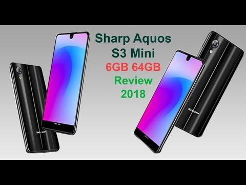 Sharp Aquos S3 Mini 6GB 64GB Full Review 2018