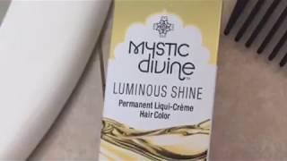 Mystic Divine Luminous Hair Dye Review