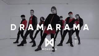 Video [EAST2WEST] MONSTA X (몬스타엑스) - DRAMARAMA Dance Cover download MP3, 3GP, MP4, WEBM, AVI, FLV Juni 2018