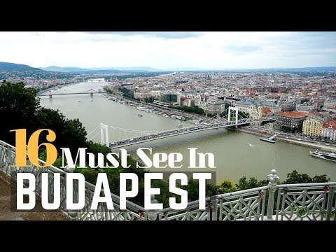 MUST SEE IN BUDAPEST | TRAVEL GUIDE | HUNGARY