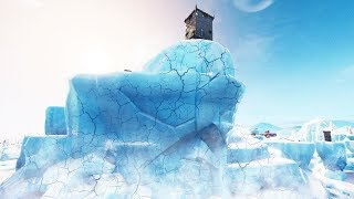 NEW POLAR PEAK CRACKING EVENT RIGHT NOW! (FORTNITE BATTLE ROYALE)