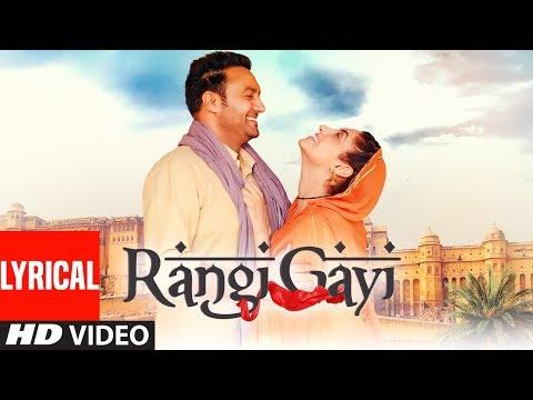 Rangi Gayi: Lakhwinder Wadali (LYRICAL)...