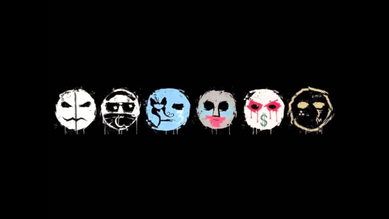 No 5 hollywood undead piano sheet music for piano download.