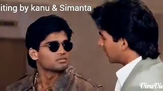 Santhali comedy dubbed