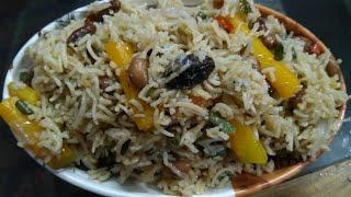 RAJMA  PULAO |easy and tasty home-made recipe |