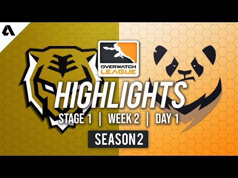 Seoul Dynasty vs Chengdu Hunters | Overwatch League S2 Highlights - Stage 1 Week 2 Day 1 thumbnail