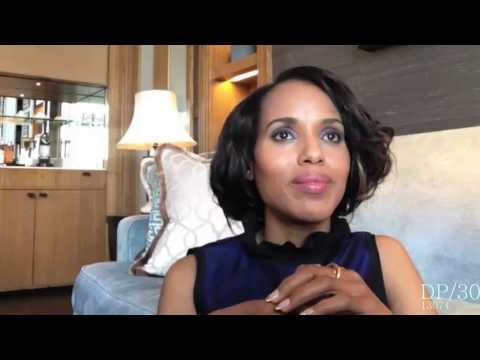 DP/30 Emmy Watch: Scandal, actor Kerry Washington (via Skype)