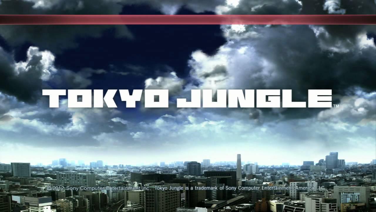 Tokyo Jungle - Title screen (music) - YouTube