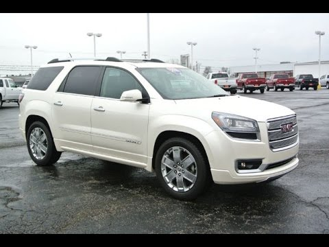 2014 gmc acadia denali all wheel drive for sale dayton troy piqua sidney ohio cp14430t youtube. Black Bedroom Furniture Sets. Home Design Ideas
