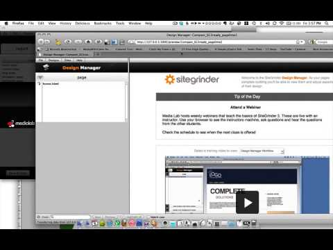 Medialab:: sitegrinder 3 | photoshop plugins, new product, health.