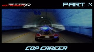 Need for Speed Hot Pursuit (PS3) - Cop Career [Part 14]