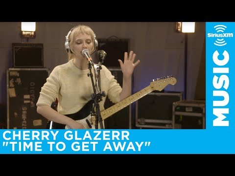 "Cherry Glazerr Performs ""Time To Get Away"" (LCD Soundsystem Cover) For SiriusXMU Sessions"