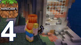 Minecraft - Gameplay Walkthrough Part 4 (Android,iOS)
