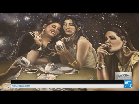 Iran: catch a glimpse of one of the world's finest collections of modern art with Peyman Moaadi