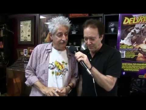 Ted Nicolaou interview (July 19th 2014)