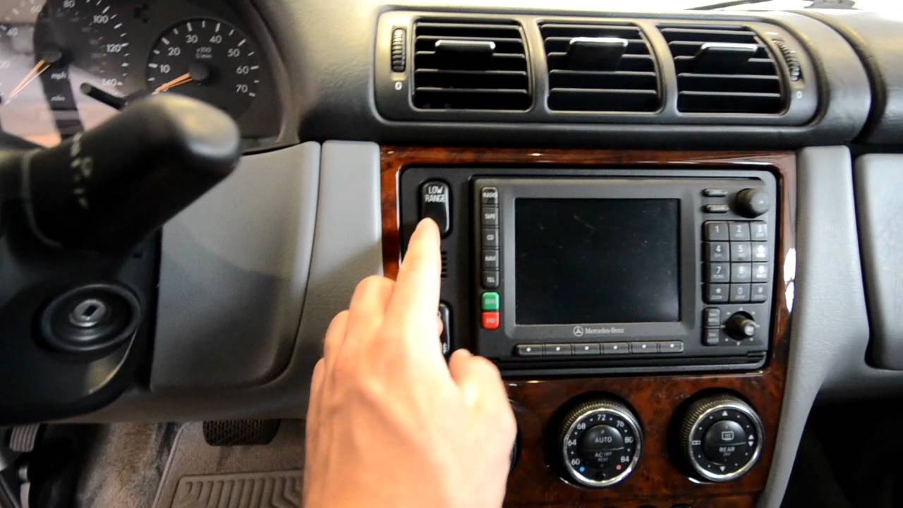 2002 Mercedes Benz ML320 AWD (stk# 29808A ) For Sale Trend Motors Used Car  Center Rockaway, NJ   YouTube